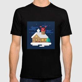 Christmas greeting design T-shirt