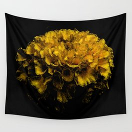 Beautiful Yellow Flower Wall Tapestry