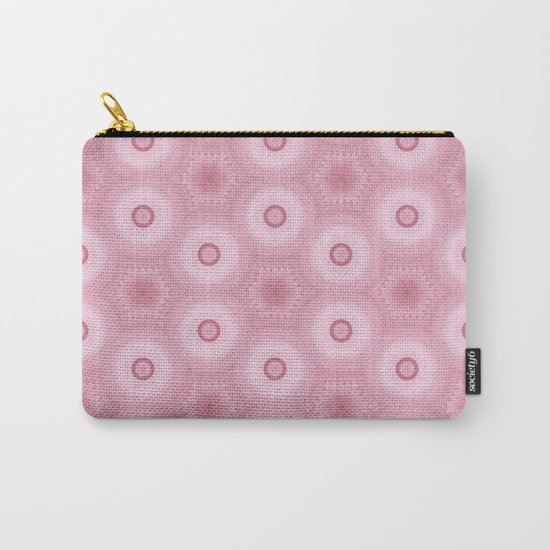 Fractal Cogs n Wheels in DPA 00 Carry-All Pouch