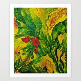 GARDEN SERIES II Art Print