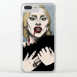 The Countess Clear iPhone Case