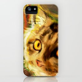 Hachi iPhone Case