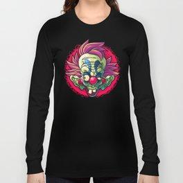 Killer Clown Long Sleeve T-shirt
