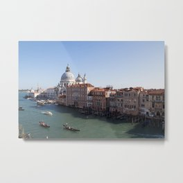 Venice, Italy Lagoon View Metal Print