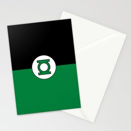 Green Lantern - Superhero Stationery Cards
