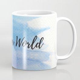 Love your world Coffee Mug