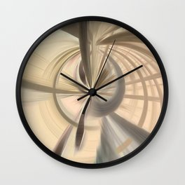 Pathways To Freedom Wall Clock