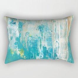 Morning Spray Rectangular Pillow