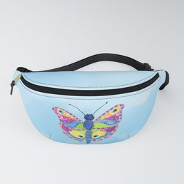 Butterfly II on a Summer Day Fanny Pack