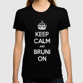 Keep Calm and Bruni On T-shirt