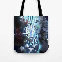 Ventus and Vanitas Tote Bag
