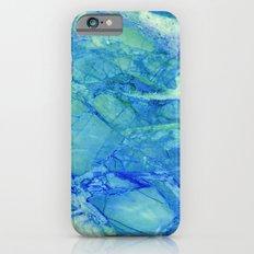 Sea blue marble Slim Case iPhone 6