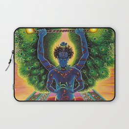 Melek Ta'us (The Peacock Angel) Laptop Sleeve