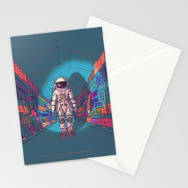 Hollowlove Particle & Wave Stationery Cards