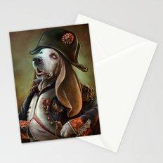 Napoleon Boneaparte Stationery Cards