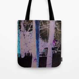 Backwoos Tote Bag
