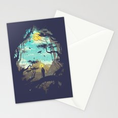 The Guardian Of The Sun Stationery Cards