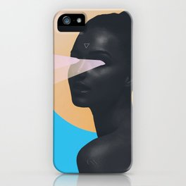 light vision iPhone Case