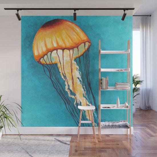 Jellyfish by njoyart