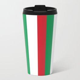 Flag of Italy 3-Italy,Italia,Italian,Latine,Roma,venezia,venice,mediterreanean,Genoa,firenze Travel Mug