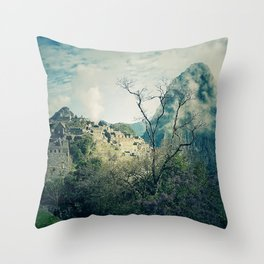 The Lost City II Throw Pillow
