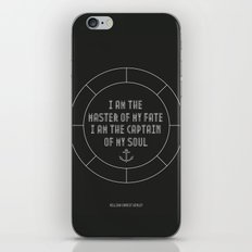 CAPTAIN OF MY SOUL 2 iPhone & iPod Skin
