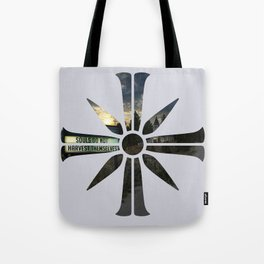 Souls do not harvest themselves Tote Bag