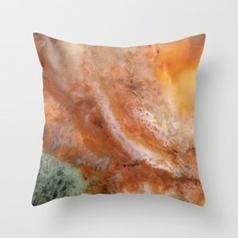 Idaho Gem Stone 26 Throw Pillow