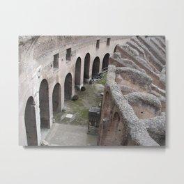 Flavian Amphitheatre Metal Print