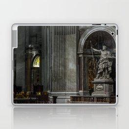 Inside The Vatican Laptop & iPad Skin
