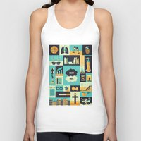 tfios Tank Tops featuring TFiOS Items by Risa Rodil