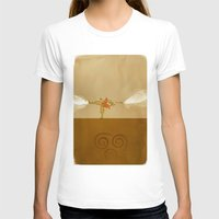 airbender T-shirts featuring Avatar Aang by daniel