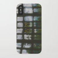 window iPhone & iPod Cases featuring Window by Aaron Carberry