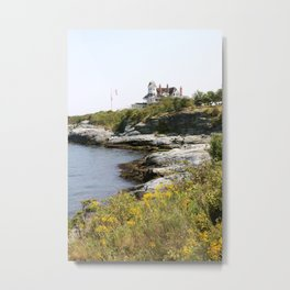 Castle Hill II Metal Print