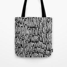 Content Aware Tote Bag