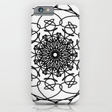 love mandala number 4 - big flower Slim Case iPhone 6s