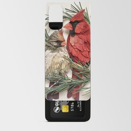 Cardinal Love Android Card Case