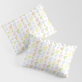 Symbol of Transgender 35 Pillow Sham