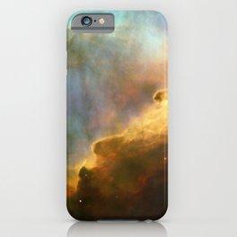 Omega Swan Nebula Constellation Sagittarius Galaxy Space iPhone Case