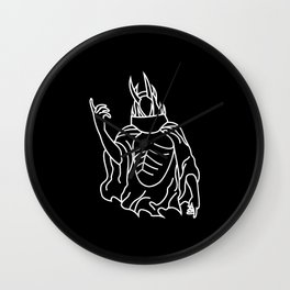 Grenth Wall Clock