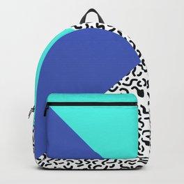 Memphis pattern 29 Backpack