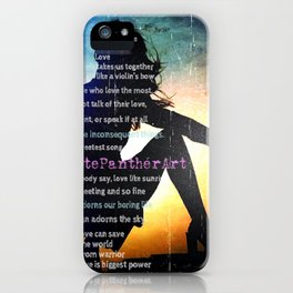 Illustration, photo, graphic desing, art iPhone Case