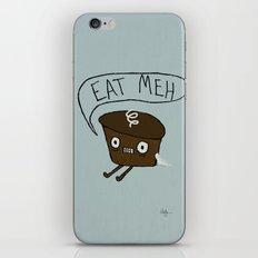 Eat Me Cupcake iPhone & iPod Skin