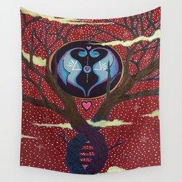 Peeper Crux Wall Tapestry