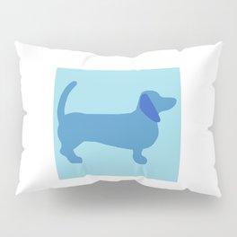 Dachsund K.1 Pillow Sham