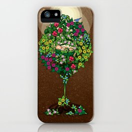 Earth Baby iPhone Case