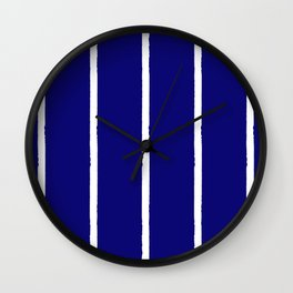 BLUE II Wall Clock