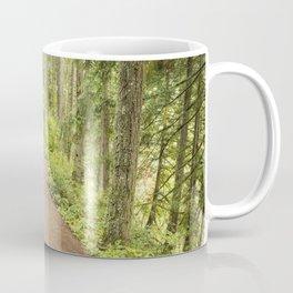 Walking the Rim Coffee Mug