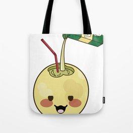 Melón con Vino Tote Bag