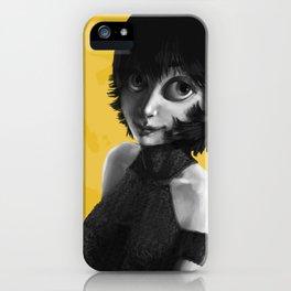 soljaune iPhone Case